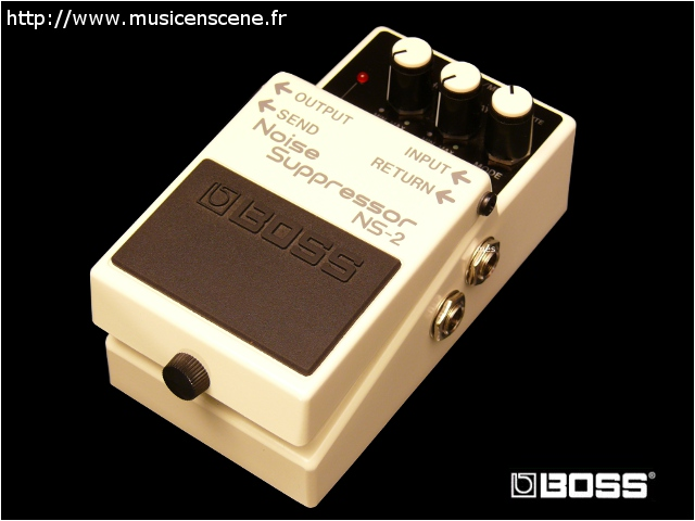 BOSS NS-2 **noise suppressor**