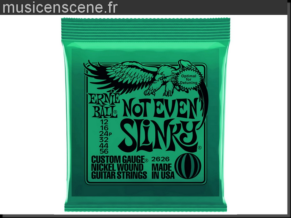 ERNIE BALL 2626 Not Even Slinky 12/56