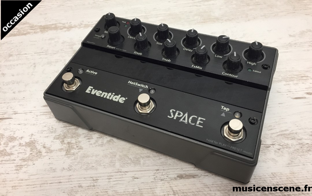 EVENTIDE Space Occasion