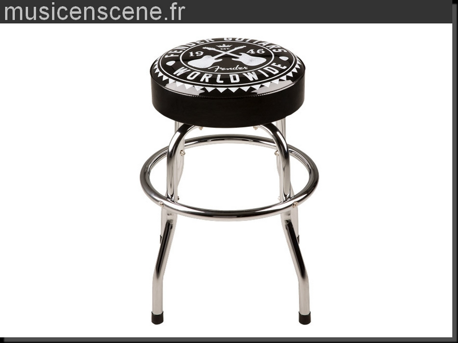 FENDER Barstool Worldwide 24""