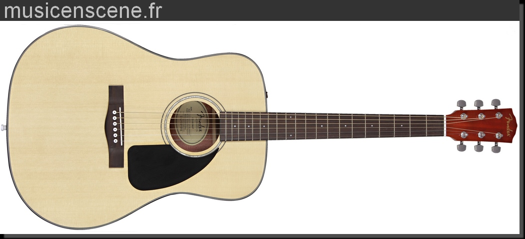 FENDER CD60 Naturelle