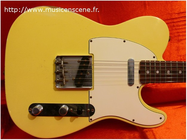 FENDER Custom Shop 1967 Relic Telecaster ( VENDUE )