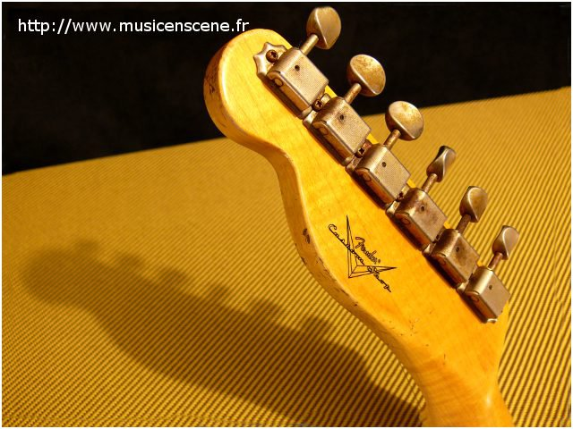 FENDER Custom Shop Telecaster 1953 Heavy Relic (VENDUE)