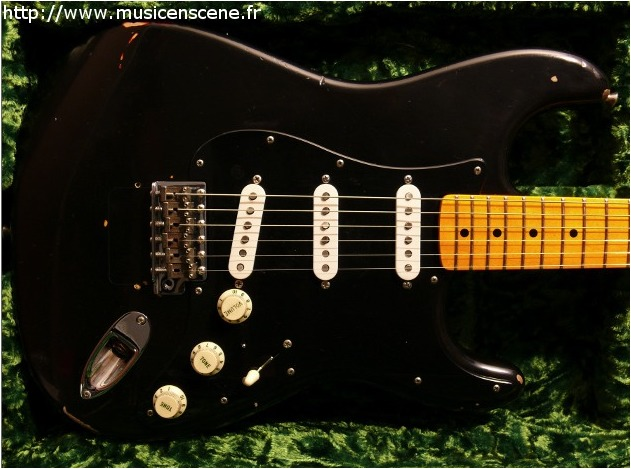 FENDER CS David Gilmour Signature Relic (VENDUE)