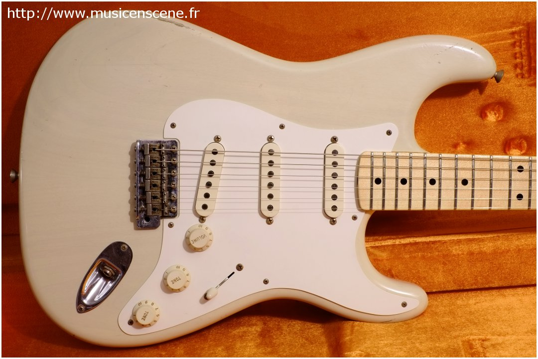 FENDER Custom Shop '57 Stratocaster Vintage Blonde (VENDUE)