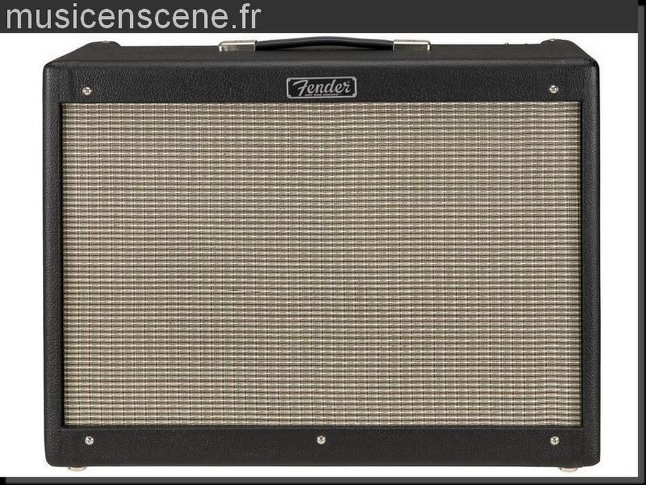 FENDER Hot Rod Deluxe IV Black