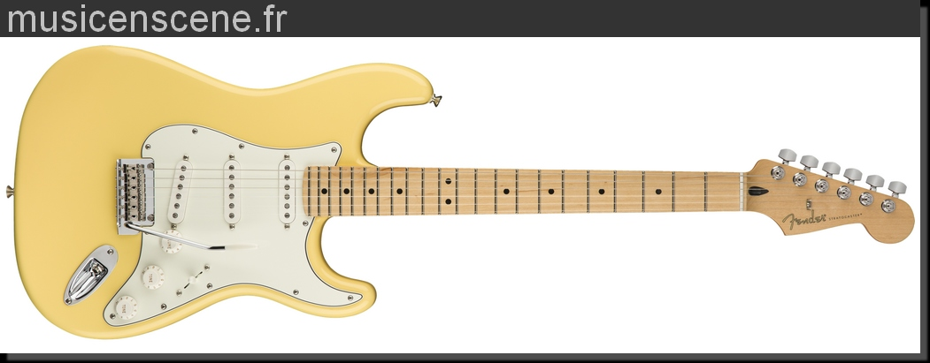FENDER Player Stratocaster Buttercream MN