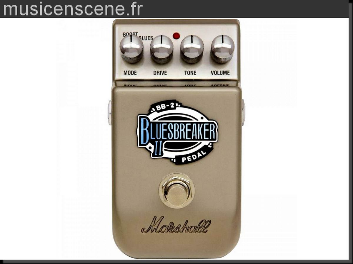 MARSHALL Bluesbreaker II **distortion**