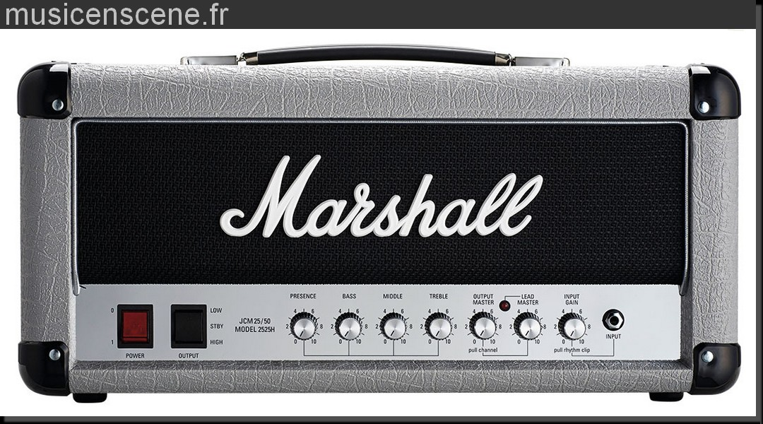 MARSHALL Silver Mini Jubilee 2525H
