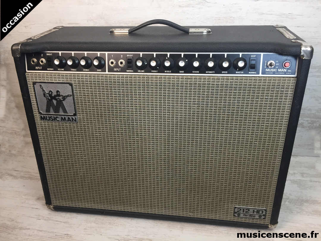 MUSIC MAN 212 HD 130 Vintage Occasion