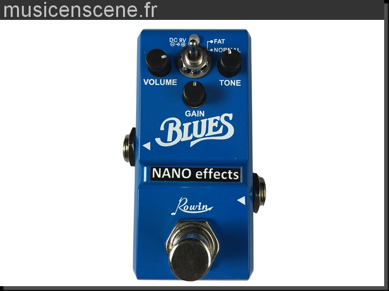 NANO Effects Blues