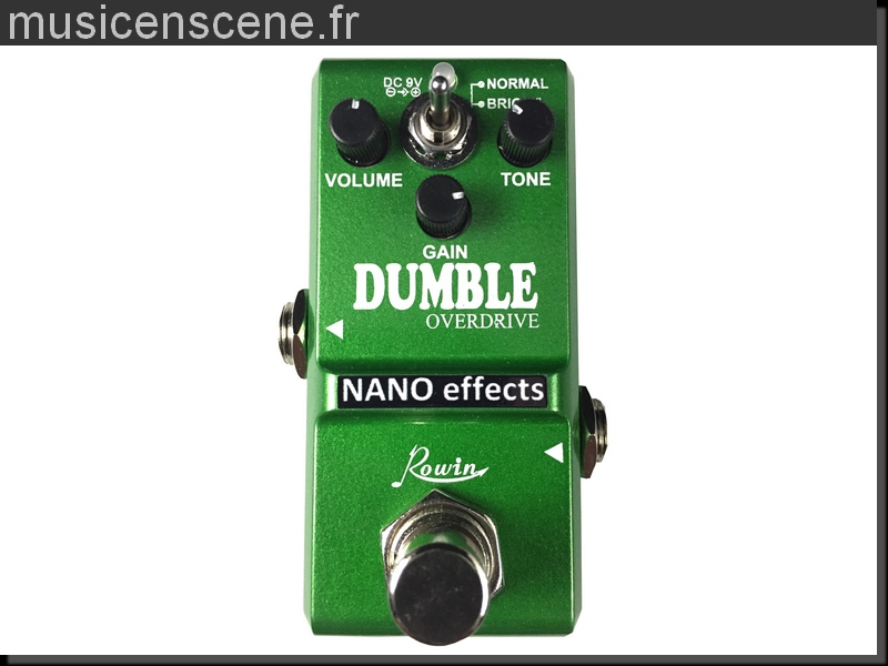 NANO Effects Dumble