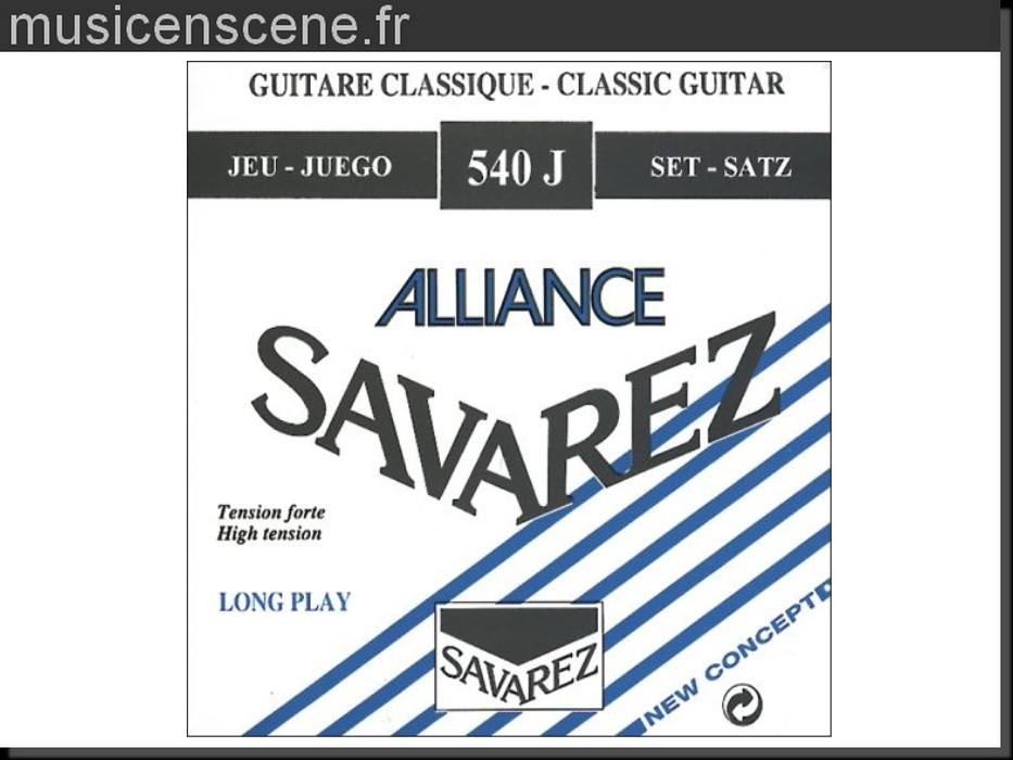 SAVAREZ HT Classic Alliance 540J