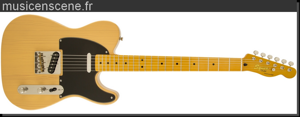 SQUIER Classic Vibe Telecaster 50 Butterscotch Blonde