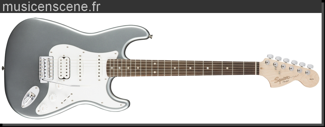 SQUIER Affinity HSS Stratocaster Slick Silver