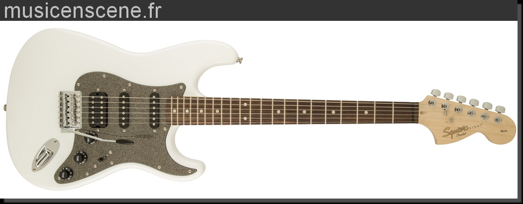 SQUIER Affinity HSS Stratocaster Olympic White
