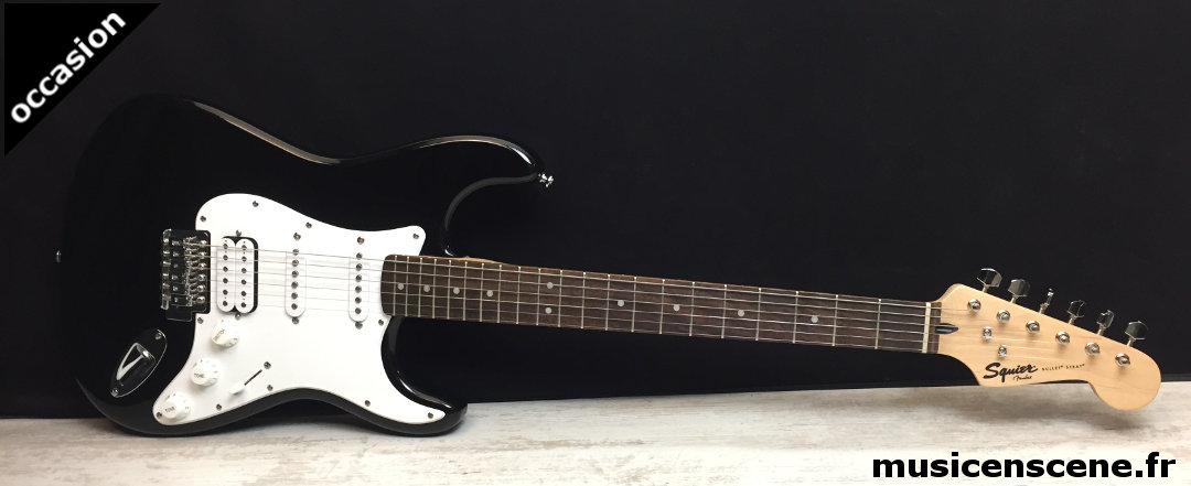 SQUIER Stratocaster Bullet HSS d'occasion