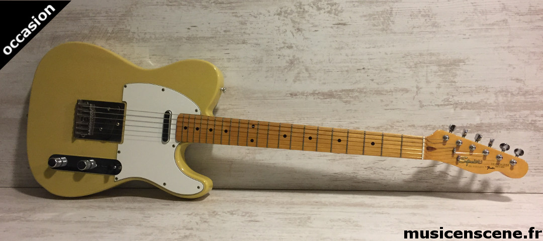 SQUIER Telecaster de 1985 Made in Japan Occasion