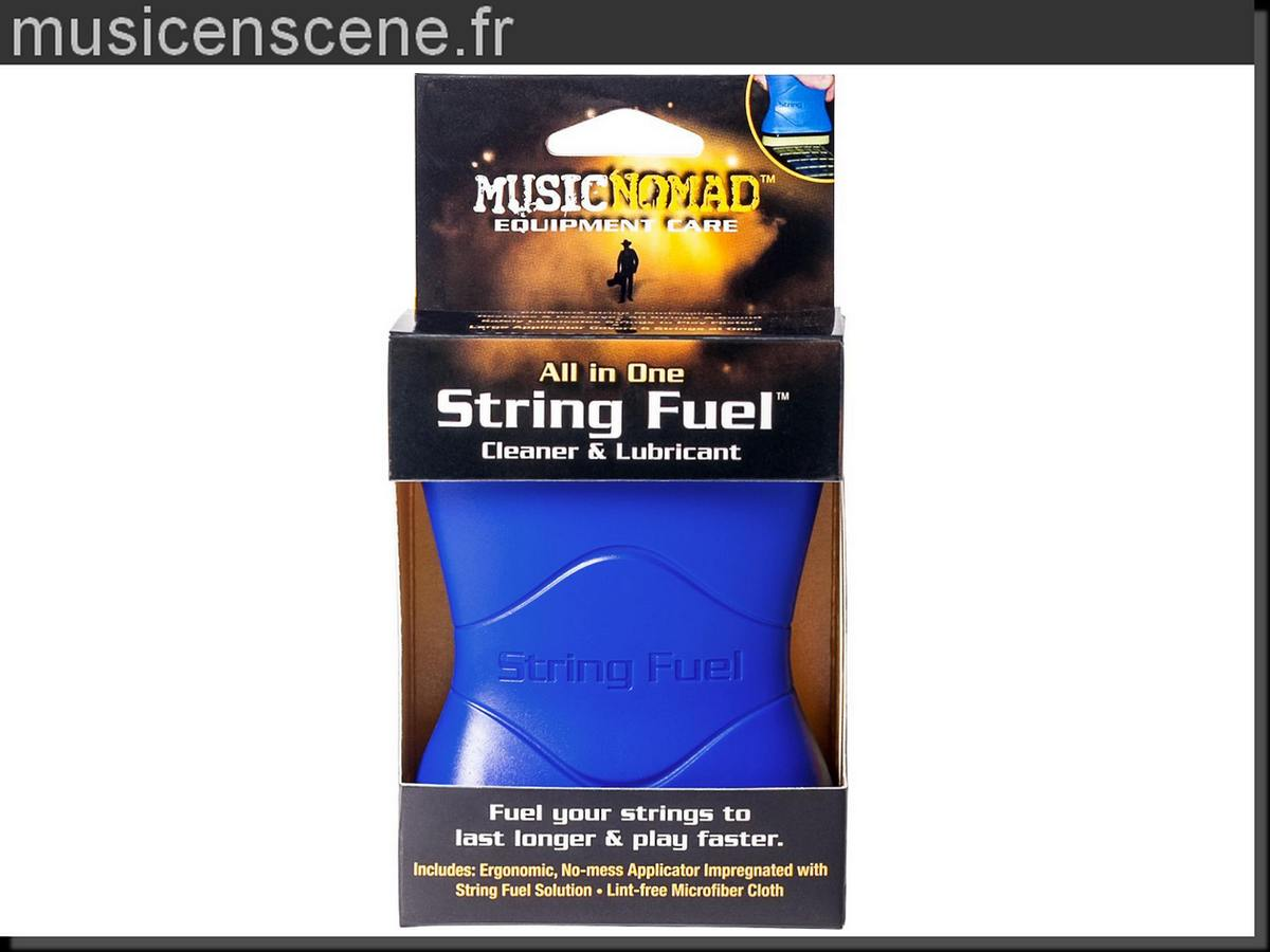MUSIC NOMAD String Fuel
