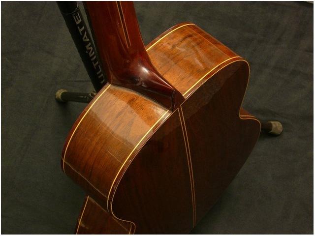 comment reparer le manche d 39 une guitare. Black Bedroom Furniture Sets. Home Design Ideas